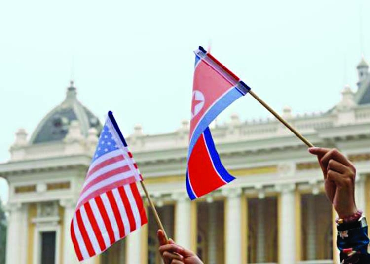 DPRK criticizes 'hostile policy' as  US diplomat visits S Korea