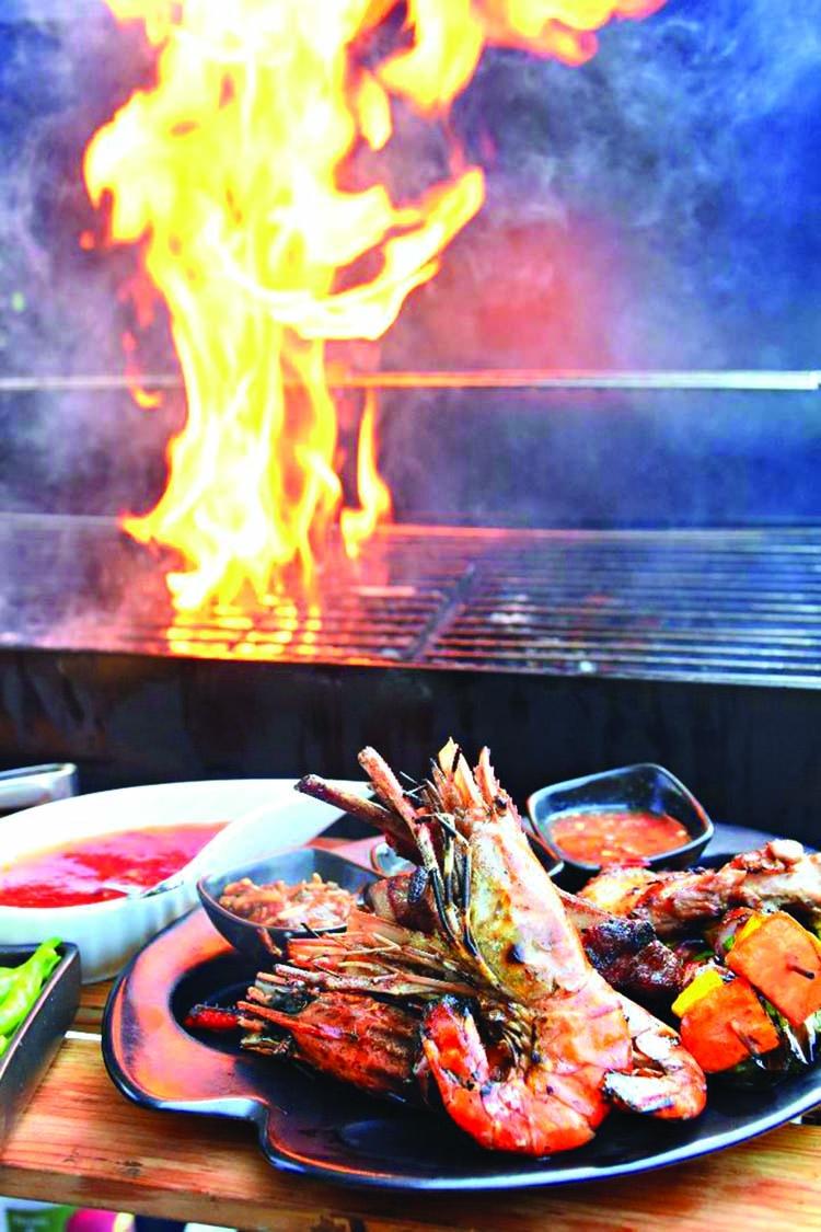 A season of grills and chills at Amari Dhaka