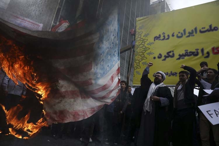 Iran spins more centrifuges on US Embassy crisis anniversary