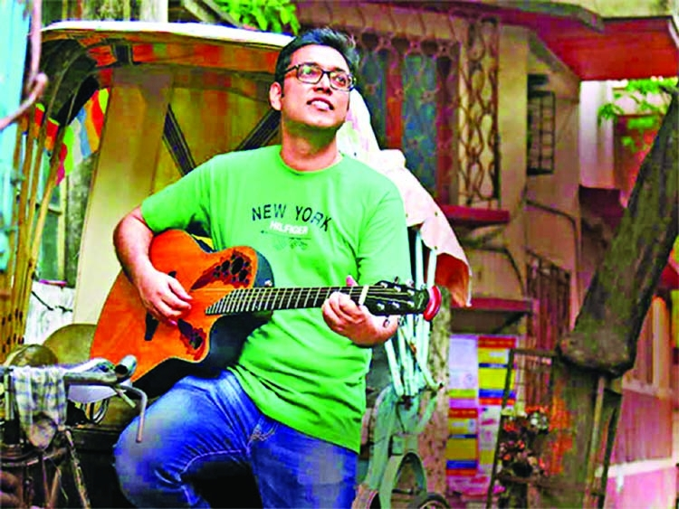 Anupam Roy has four films in his kitty