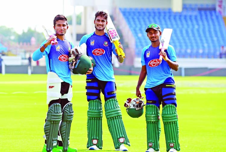 Tigers ready to script history in 2nd T20