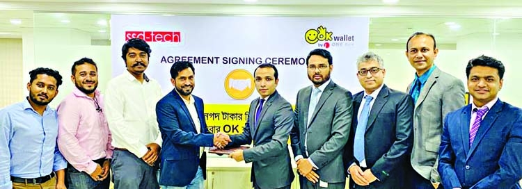SSD-Tech, OK Wallet ink MoU to launch visual IVR