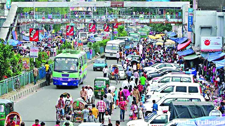 Rickshaw movement banned on key Ctg road