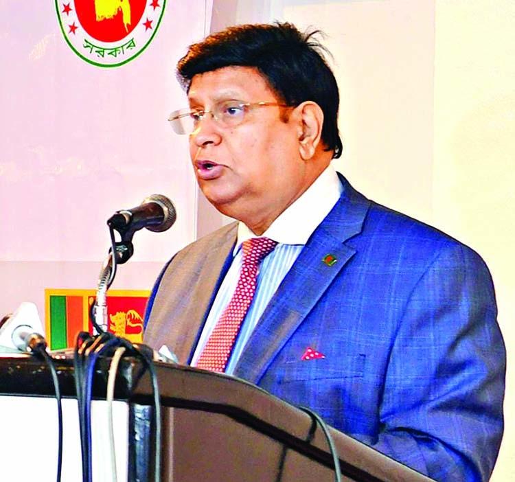 Rohingyas destroy our ecosystem: FM