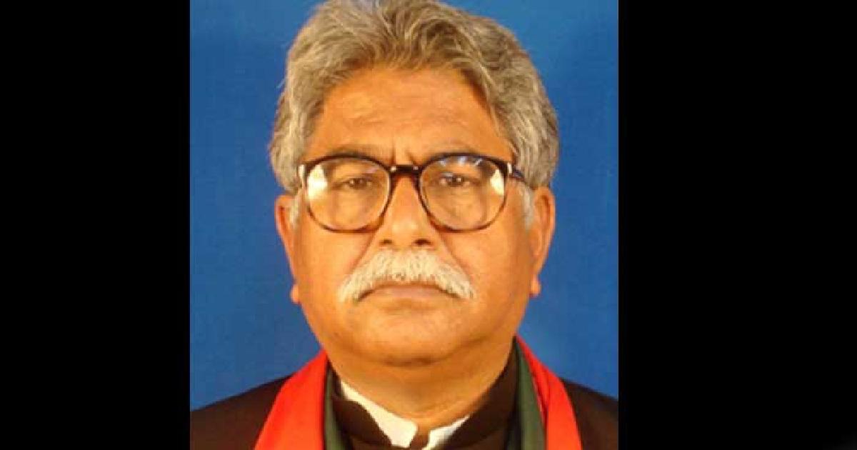 Chattogram-8 MP Moinuddin Khan Badal passes away