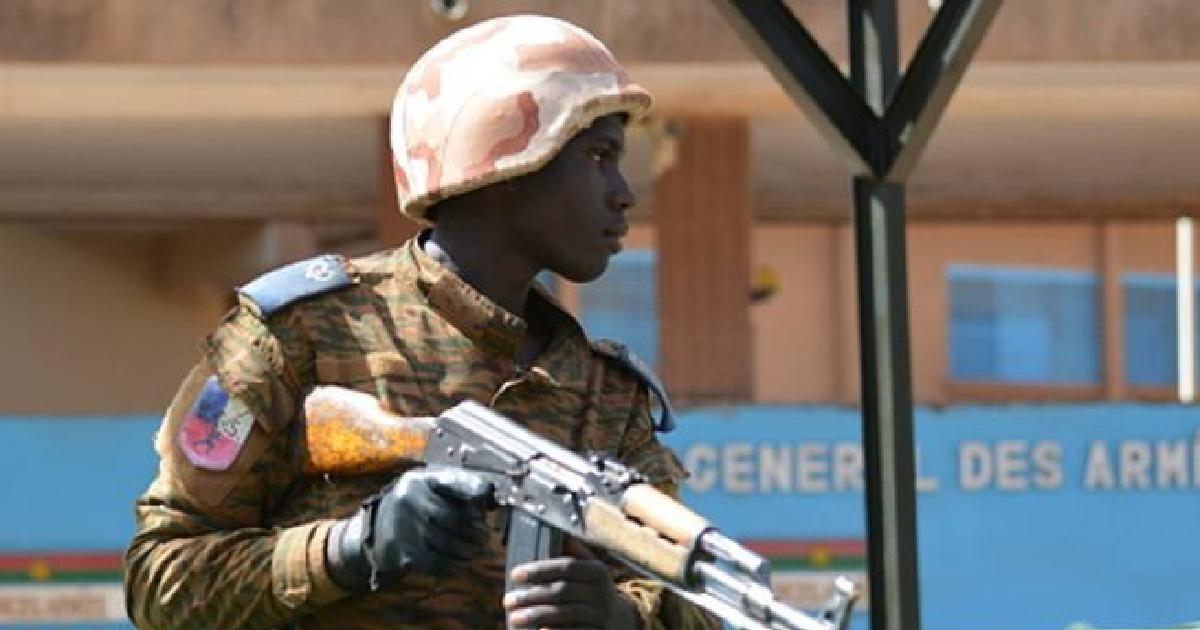 Ambush on mining company convoy kills 37 in Burkina Faso