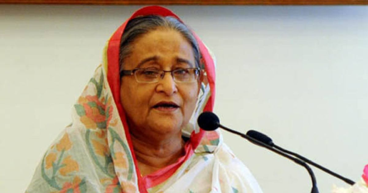 Prove allegations or face punishment: PM to JU demonstrators