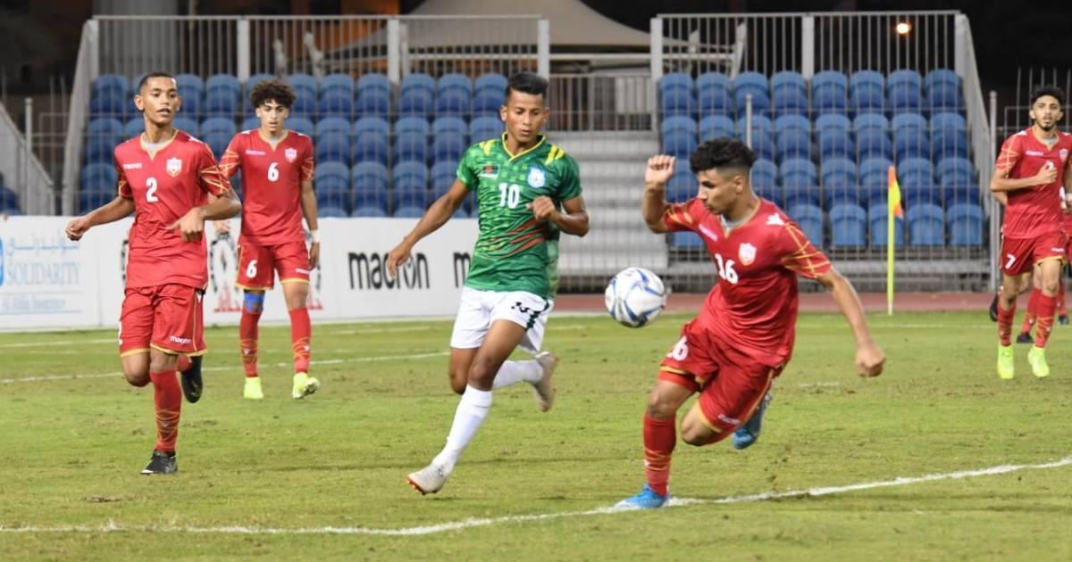 AFC U-19 Qualifiers: Bangladesh concede 0-3 goals defeat against Bahrain