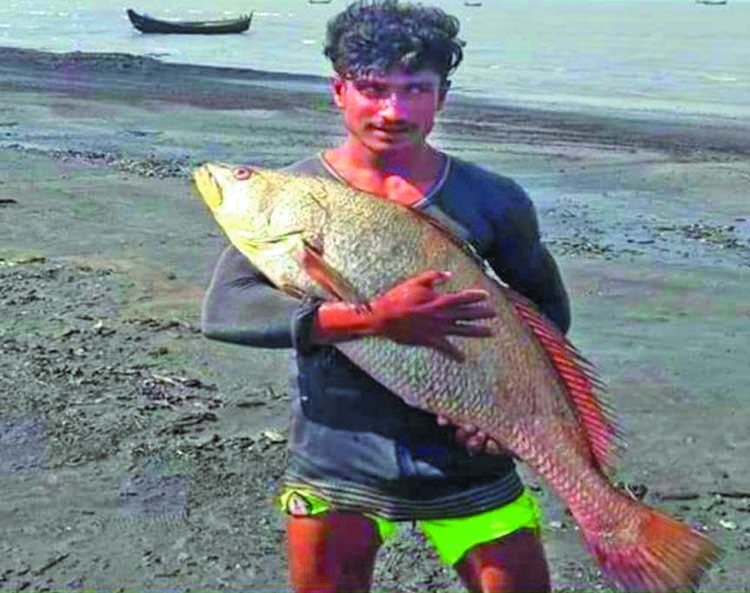 After big catch of poa fisher millionaire