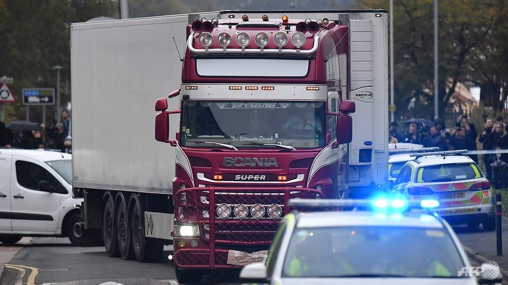 Vietnam to repatriate 39 nationals found dead in UK truck