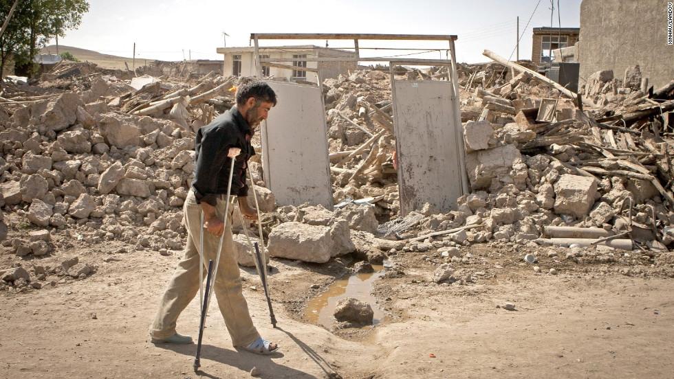 Quake in northwestern Iran kills 4, injures 70 -Reports