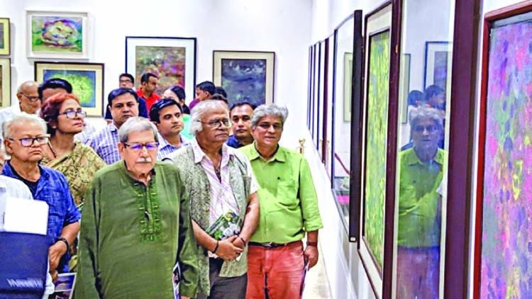 Special exhibition on sculptor of 'Aparajeyo Bangla'