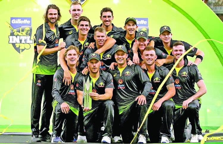 Aussies take series 2-0