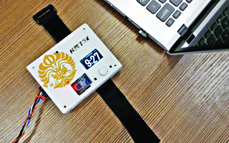 Indonesians invent device to aid internet-addicts