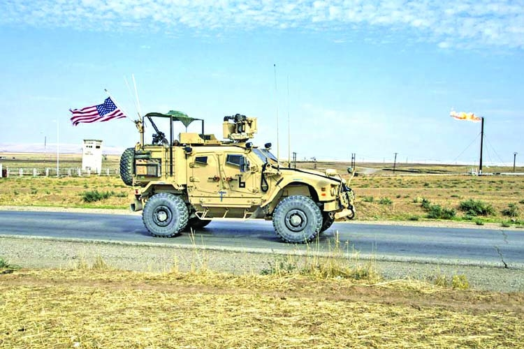 For east Syria, US troops are about much more than oil