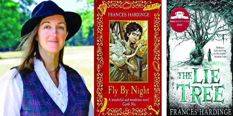 An interview with Frances Hardinge