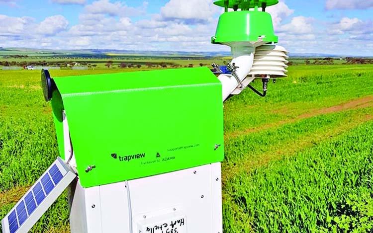 Govt introduces digital device for pest control