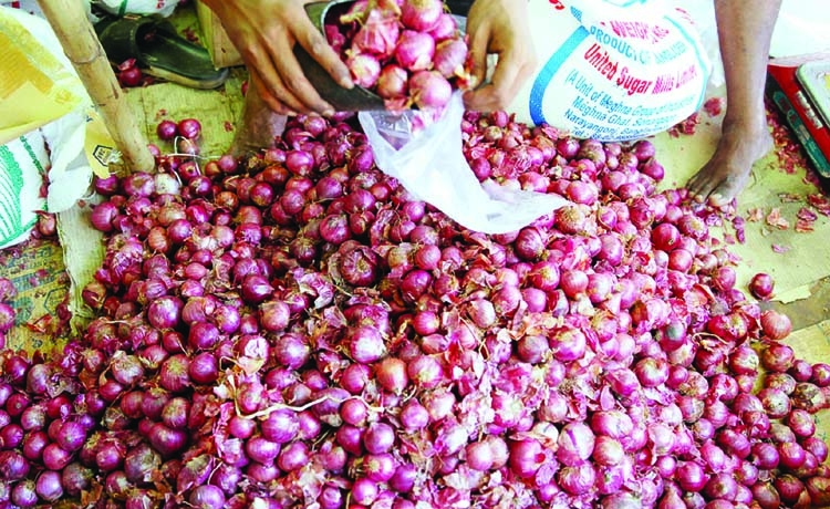 '50,000 tons onion from Egypt to decrease price'