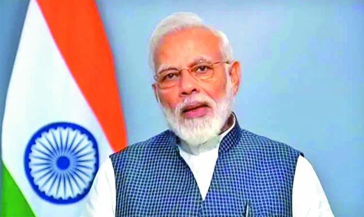 Nobody's win or loss: PM Modi