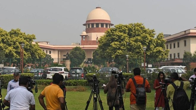 Indian Supreme Court due to rule on Ayodhya