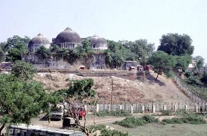 Disputed Ayodhya land to be given for temple, separate plot for Muslims: Indian SC