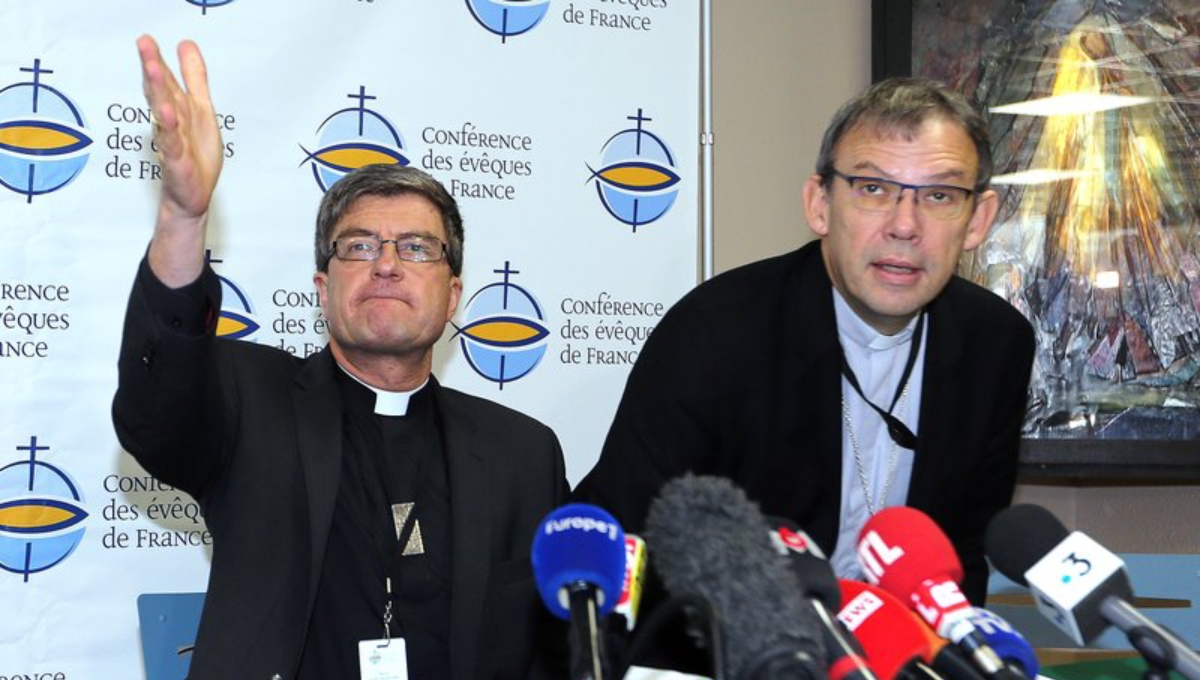 French bishops approve payments for church sex abuse victims