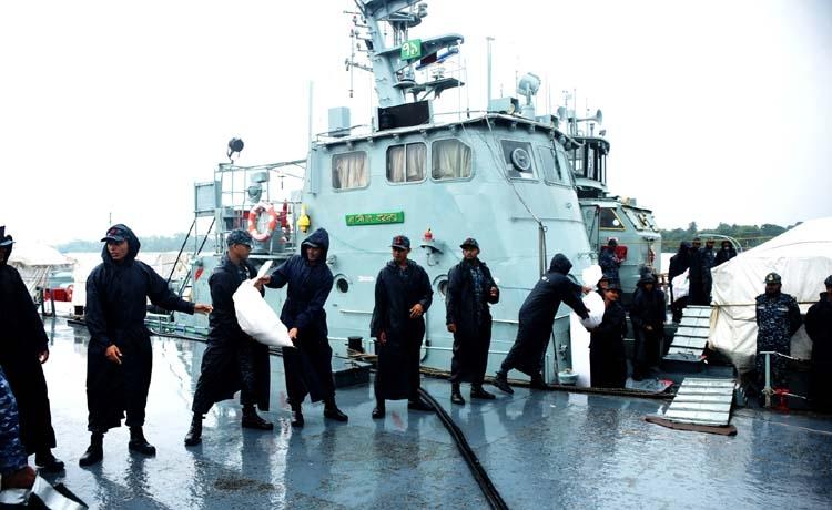 Navy ready to face Bulbul