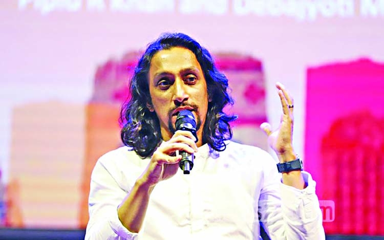 Radwan Mujib tells story behind Hasina docudrama