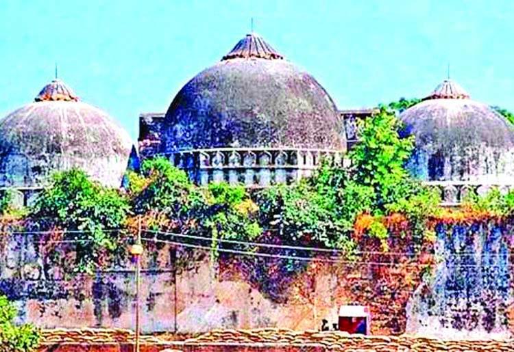 'Mandir on site, mosque off site'