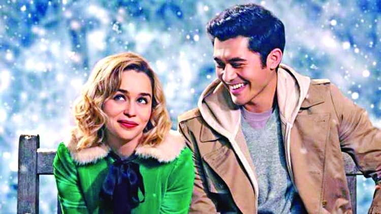 Emilia Clarke and Henry Golding make 'Last Christmas' worthy of your heart