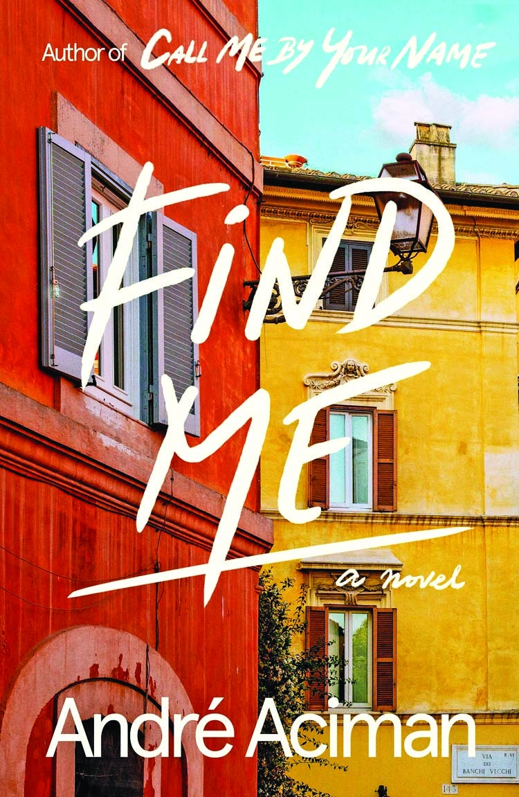 Find Me - a bold sequel to Call Me By Your Name