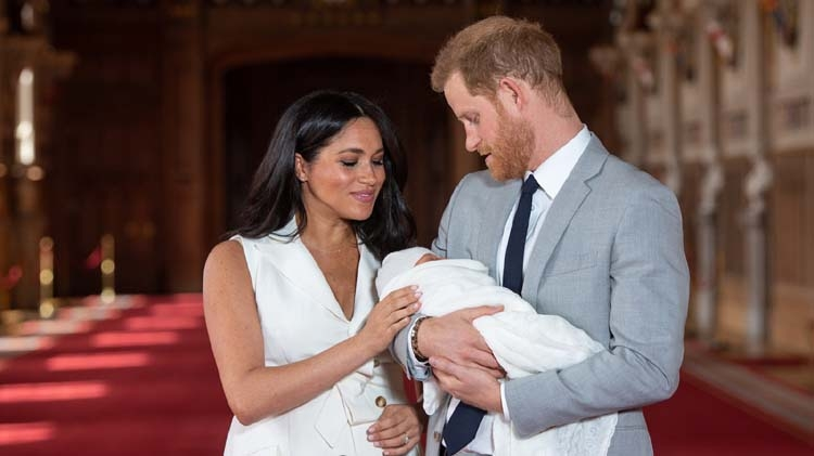 Prince Harry hints at baby number 2