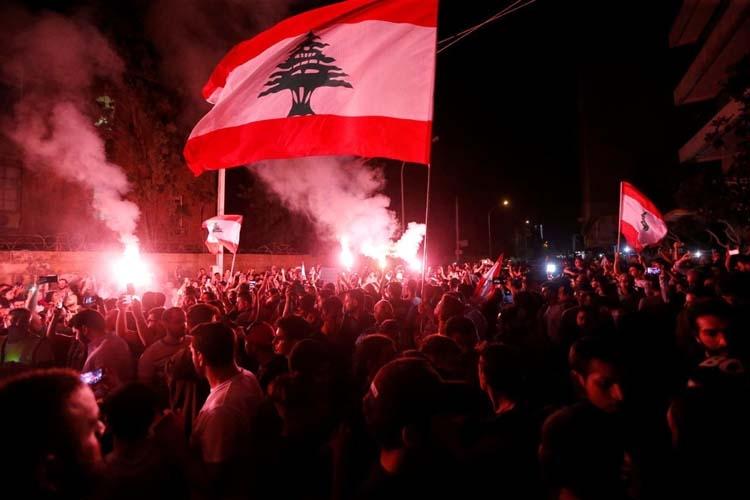 Lebanon's grand mufti calls for protesters