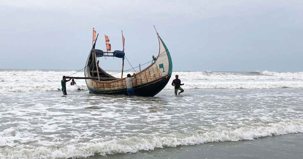 Cyclone 'Bulbul' completes crossing West Bengal-Khulna coast