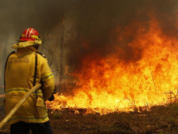 Three dead amid Australia's massive bushfires