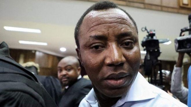 Anger over detention of Nigerian journalist