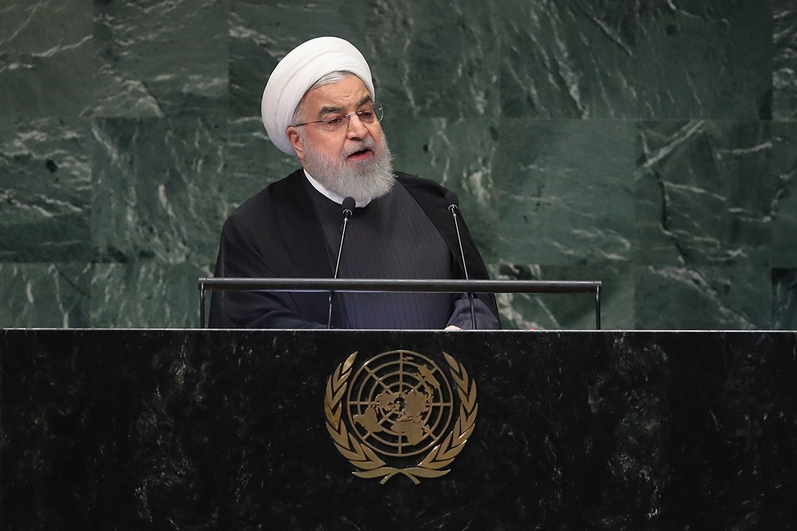 Iran criticizes U.S.-led coalitions for causing global insecurity