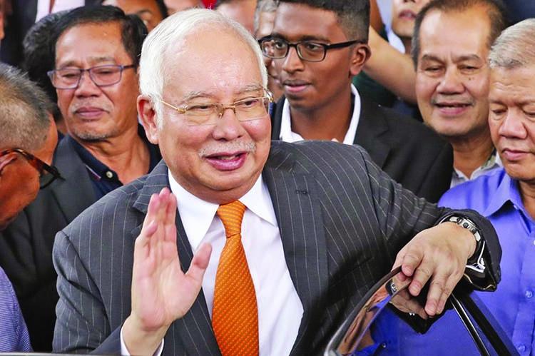Ex-PM Najib ordered to enter defense in 1MDB case