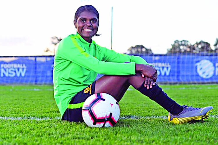 Indigenous women continue to play key role in development of football in Australia