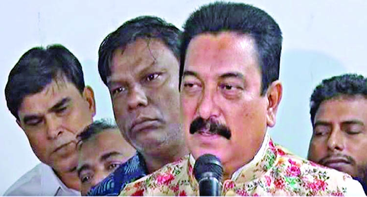 Leaders seek action against Ranga