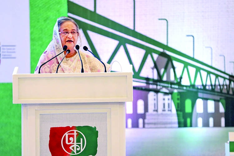 Rohingyas a threat to regional security: PM