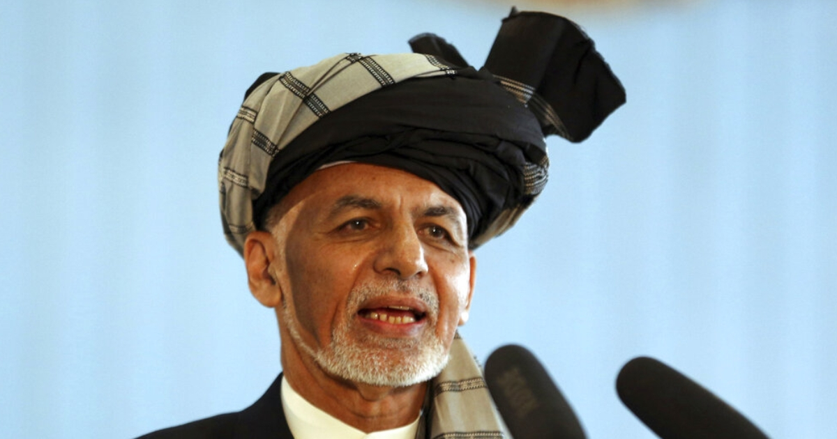 Afghan president: 3 Taliban released for held US, Australian