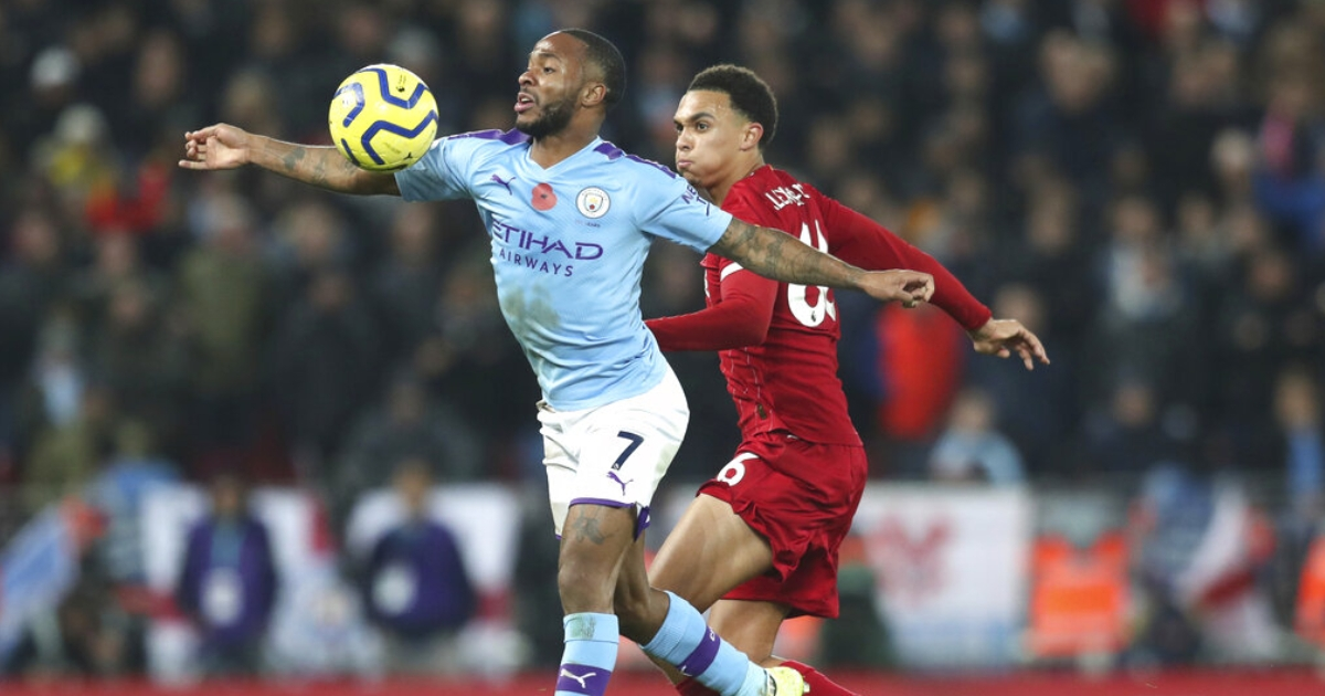 Sterling suspended by England after 'disturbance'