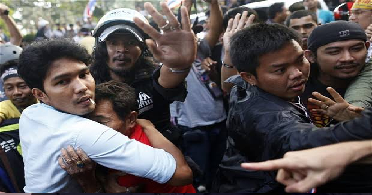 3 fatally shot as long Thai legal dispute turns violent