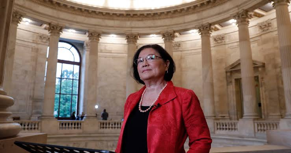 Sen. Mazie Hirono of Hawaii is writing memoir, due in 2021