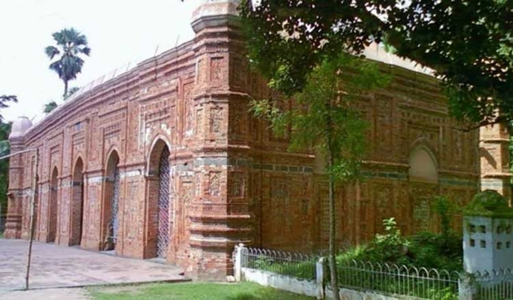 Bagha Mosque in Rajshahi