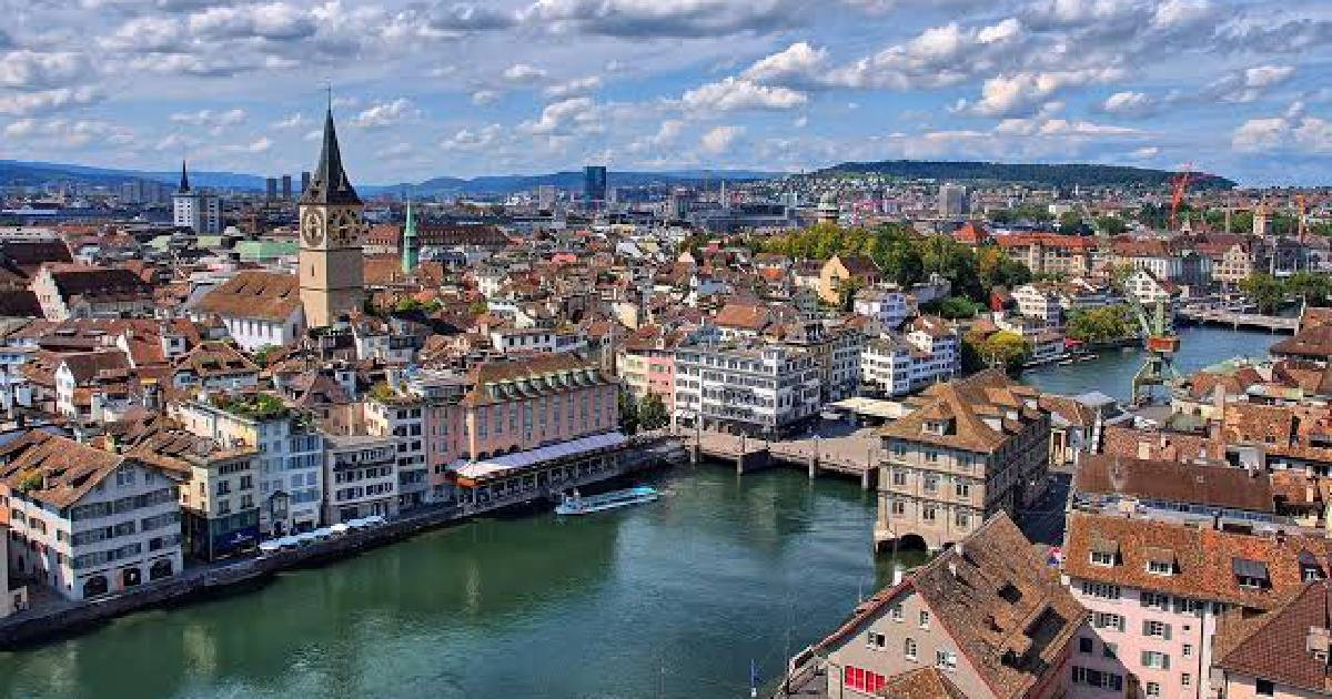 Zurich ranked as most inclusive city: study