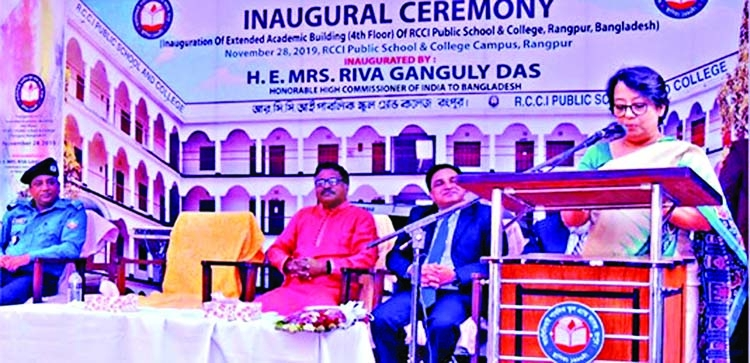 Indo-Bangla relations reach new heights: Riva