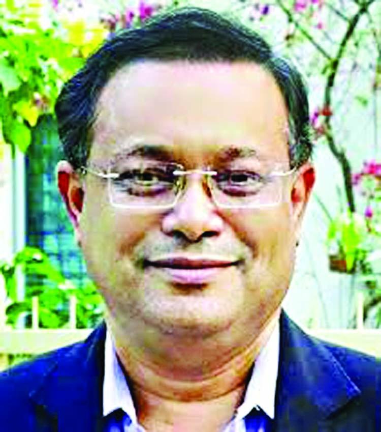 BNP still patronizes extremists, says Hasan