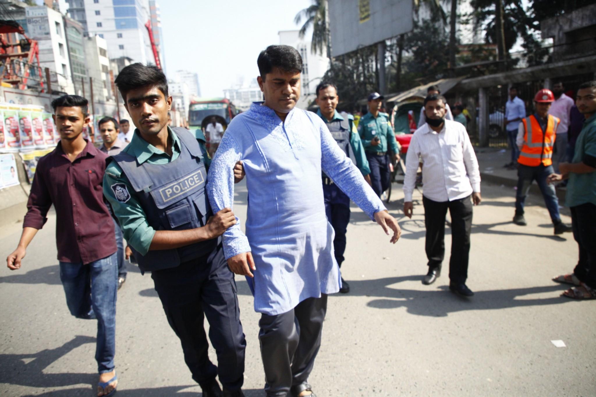 Three more BNP leaders held in city